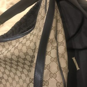 Gucci Bags - Gucci Twins Hobo GG Large Canvas